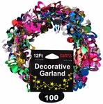 100th Party Decoration Garland