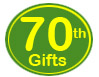 70th Birthday Gift Buying Guide