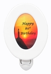 80th Birthday Ideas - Nightlight