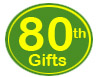 How to Choose an 80th Birthday Gift