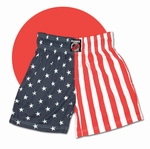 Otomix American Flag Short Pant