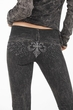 Designer Mineral Wash Angel Wing Pant