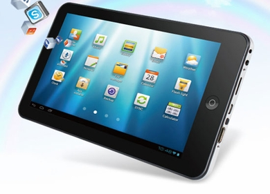 "Kocaso M772 7"" 1.6Ghz Dual-Core Android 4.1 Tablet PC (Silver)"