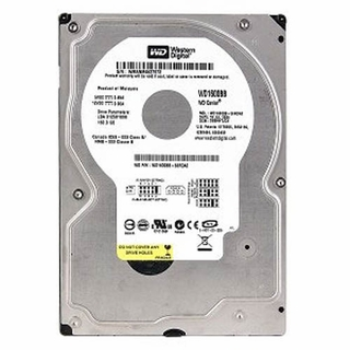 "Western Digital WD1600BB 160GB 7200RPM IDE 3.5"" Hard Drive - Refurb"