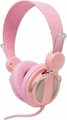 [LIMIT 2] Syba Pink Computer Headset with Microphone, 5-foot Cord