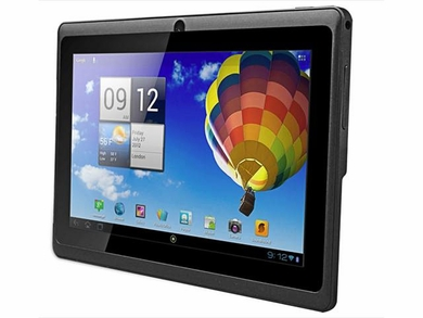 "Kocaso M750 7"" Android Tablet PC with 512MB RAM & 4GB Storage"