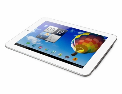 "Kocaso SX9701 9.7"" Android 4.0 Tablet PC 16GB Storage 1GB RAM (White)"