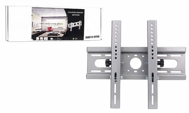 "xPT XPT006 14""-36"" Silver Plasma TV / LCD TV Wall Mount Bracket"