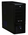 Logisys Black CS305BK Mid-tower Black ATX Computer Case with 480W PSU