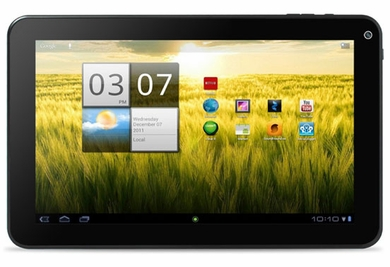 "Kocaso M1062 10.1"" Android 4.0 Tablet w/ Cortex-A8 1.2GHz CPU 1GB RAM"