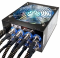 Kingwin Mach 1 ABT-1000MA1S 1000 Watt 80+ SLI Modular ATX Power Supply