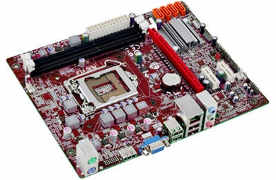 PC Chips P63G LGA 1155 Intel H61 2xDDR3 mATX Motherboard
