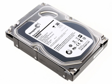 "Seagate ST3000DM001 Barracuda 3TB SATA3 3.5"" Hard Drive - Refurb"