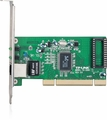 TP-Link TG-3269 10/100/1000Mbps PCI Gigabit Ethernet Network Card