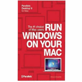 Parallels Desktop 8 - Windows Emulator for Mac OS X