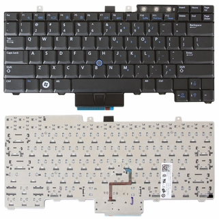 Dell NSK-DB001 Replacement Laptop Keyboard for E6400, E5500