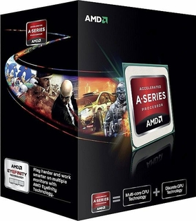 AMD A6-5400K Socket FM2 3.6Ghz Dual-Core CPU with Radeon HD 7540D GPU