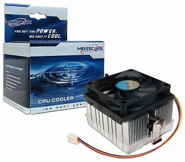 Masscool 5T568S1H3 Socket AM2 / AM2+ Processor Fan / Heatsink