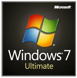 Microsoft Windows 7 Ultimate 64bit Edition SP1 - OEM - License & Disk