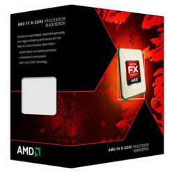 AMD FX-8320 FD8320FRHKBOX 3.5Ghz Eight-Core Socket AM3+ Processor