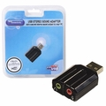 Syba USB to 3.5mm Audio USB Sound Card