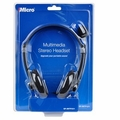 iMicro SP-IMTP331 3.5mm Headphones with Boom Mic