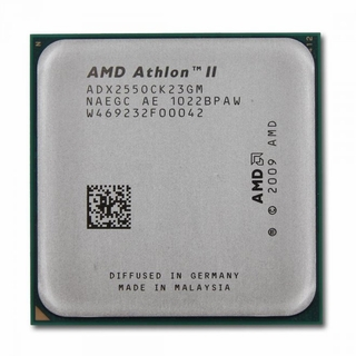 AMD Athlon II X2 255 3.1Ghz Dual Core AM3 65W Processor (OEM)