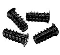 Case Fan Screws - Black (4 PACK)
