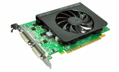 EVGA 01G-P3-2621-KR GeForce GT 620 PCI-E mHDMI DVI 1GB DDR3 Video Card