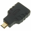 BattleBorn HDMI Type A to Type D M/F Micro HDMI v1.4 Adapter