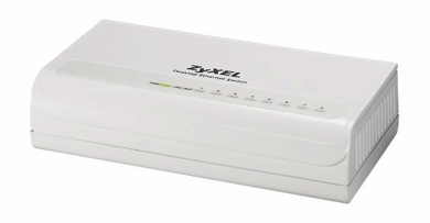 Zyxel ES108S 10/100 Ethernet 8-port Desktop Switch