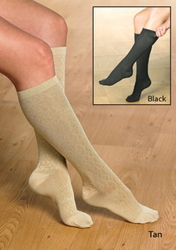 <center>Women's Pattern Trouser Sock  <br> (8-15mmHg)</center>