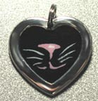 Kitty Kitty Pet Tag