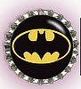 BATMAN PET ID TAGS