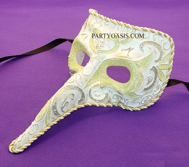 Men's Wedding Mask