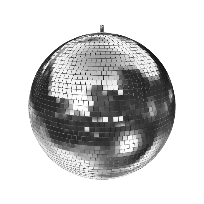 20 Inch Disco Mirror Ball