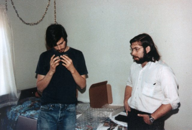steve jobs and wozniak blue box