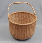 1923 A.D. Williams Nantucket Lightship Basket