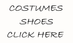SHOES FOR HALLOWEEN COSTUMES