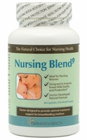 Nursing Blend - Breastfeeding Supplement