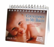 Countdown to My Birth Keepsake Pregnancy Calendar