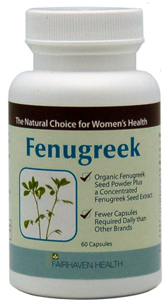 Fenugreek: A Natural Supplement to Improve Lactation