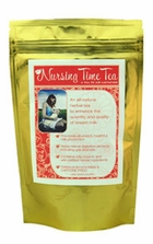 Nursing Time Tea: A Tea to Aid Lactation