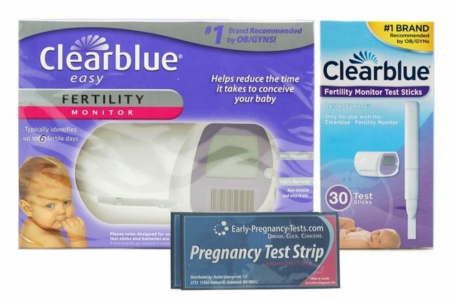 "ClearBlue Easy Fertility Monitor ""Complete"" Kit"