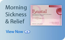 Morning Sickness Relief