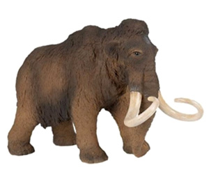 Papo Woolly Mammoth Model, Toy