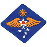 Far East Air Force Patch