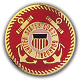 US Coast Guard Pin