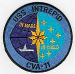 USS Intrepid CVA-11 Patch