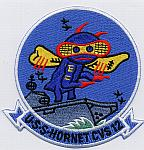 USS Hornet CVS-12 Patch